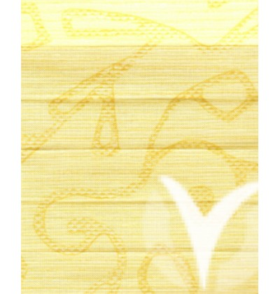 Marquisette Design yellow MAB-PL-913